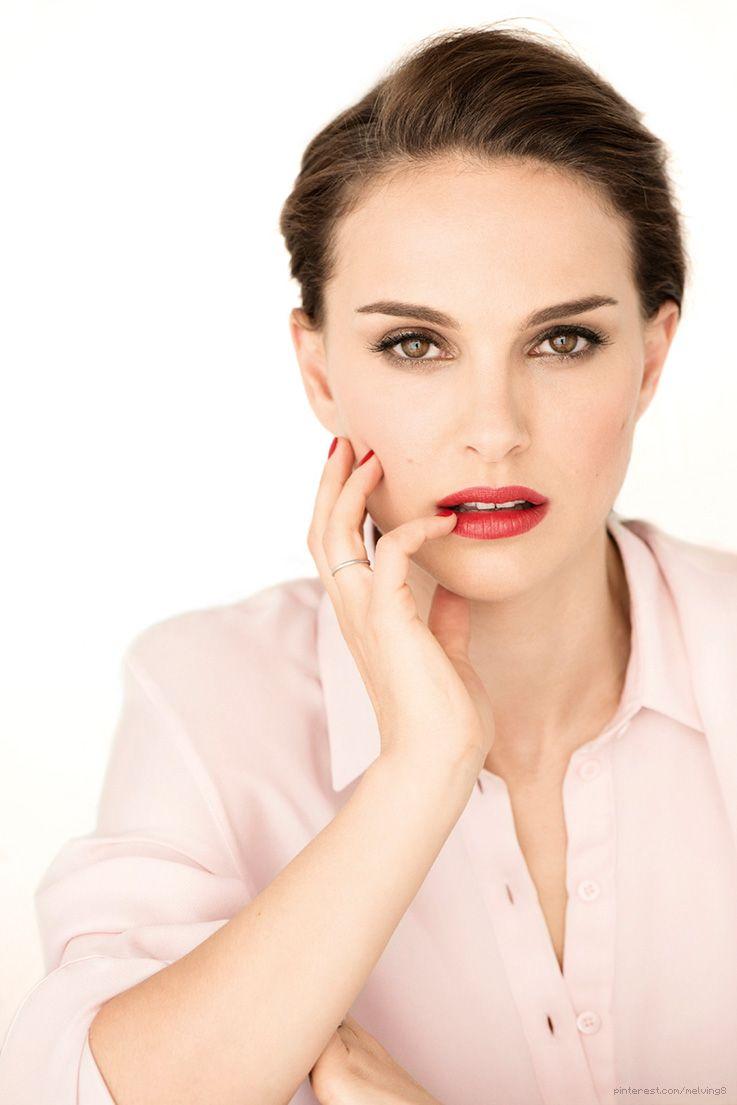 Natalie Portman by Frederic Auerbach