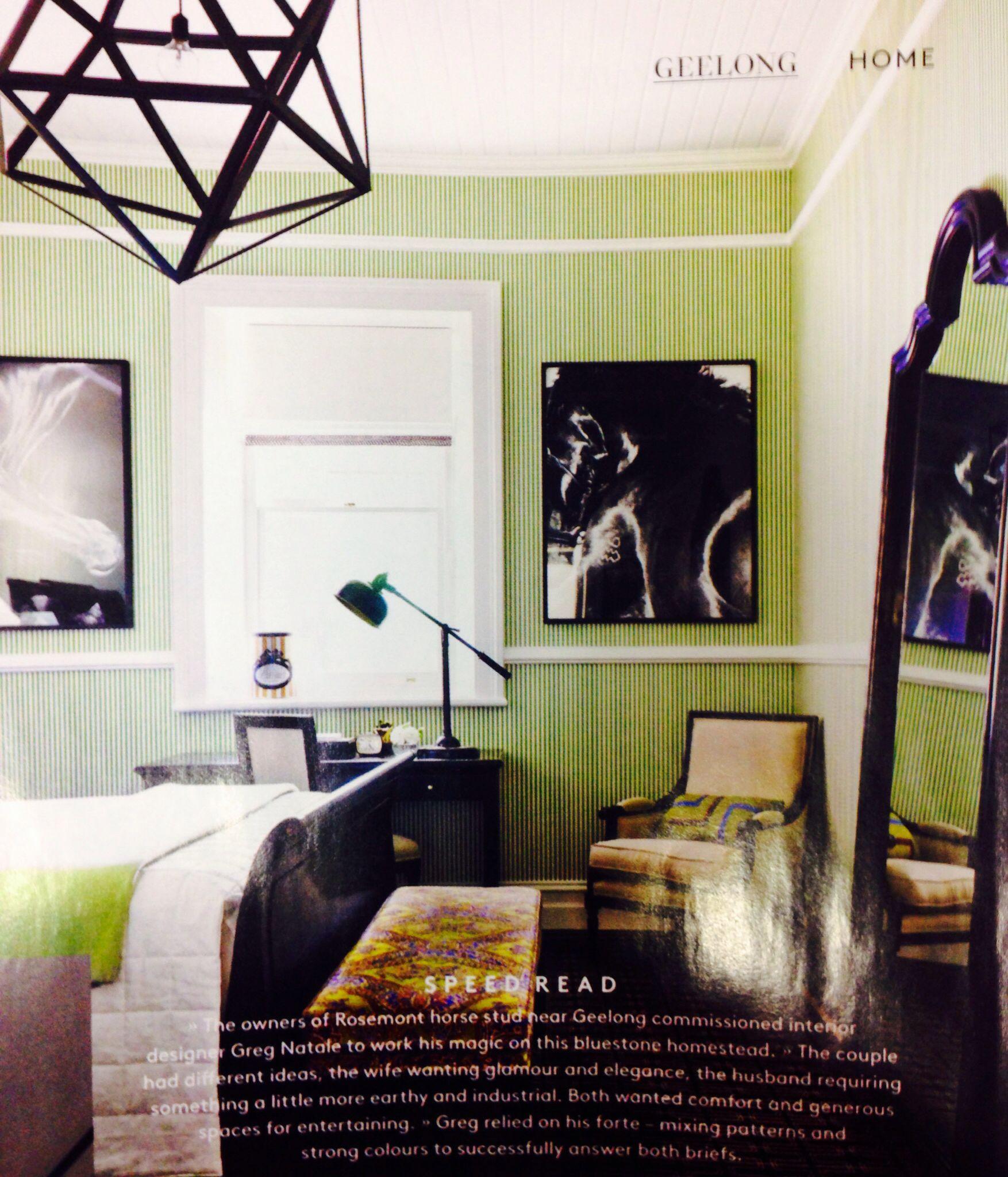 Geelong Home By Greg Natale As Seen In Belle Mag