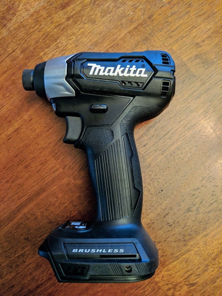 New Makita XDT15 18V Sub-Compact Cordless Impact Driver