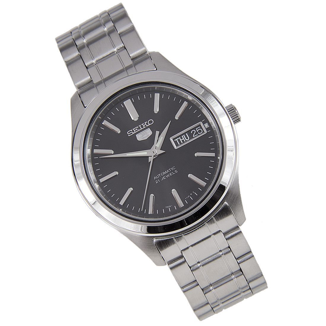 Seiko 5 Automatic Mens Casual Watch SNKM47K1 SNKM47
