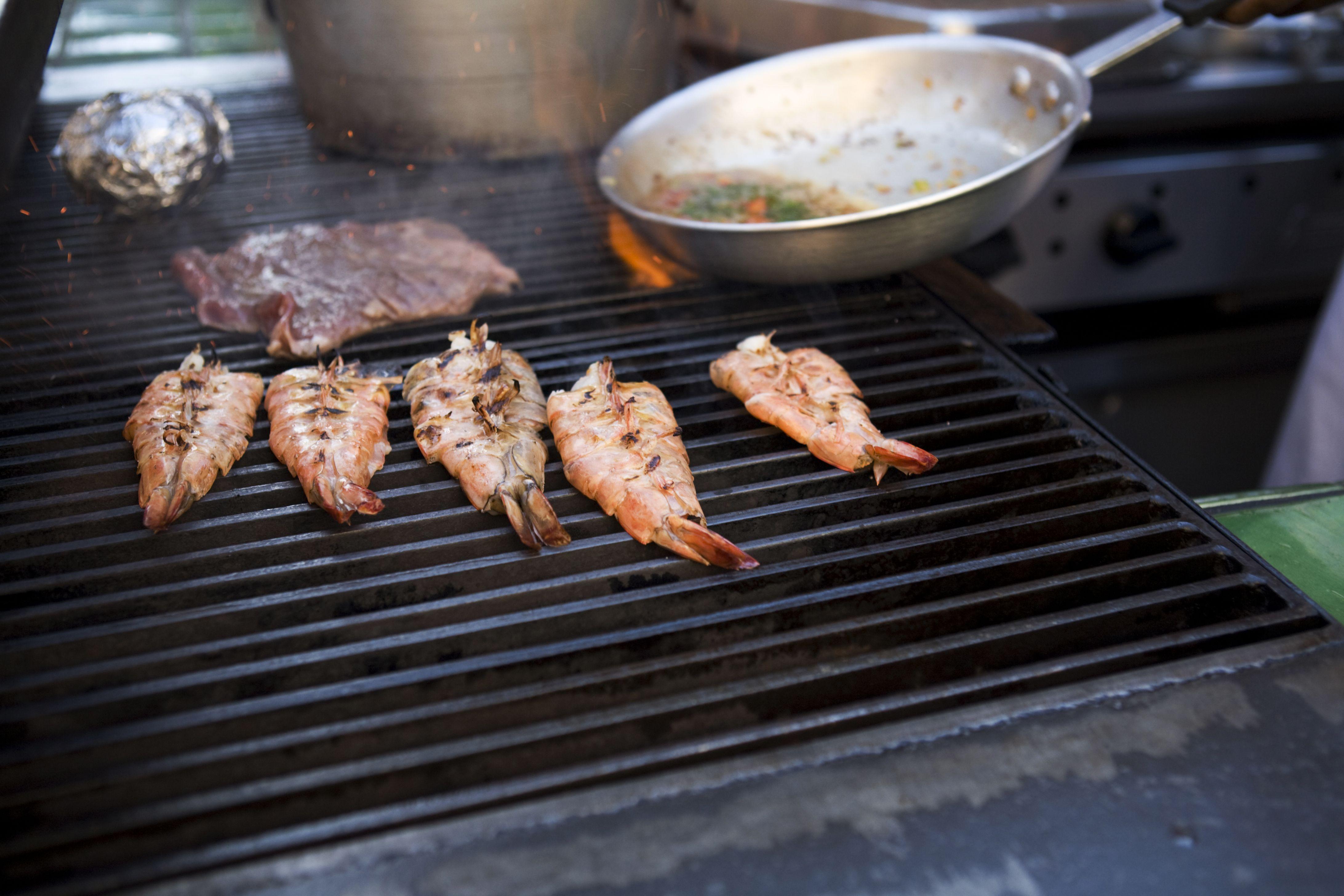 We LOVE shrimp!