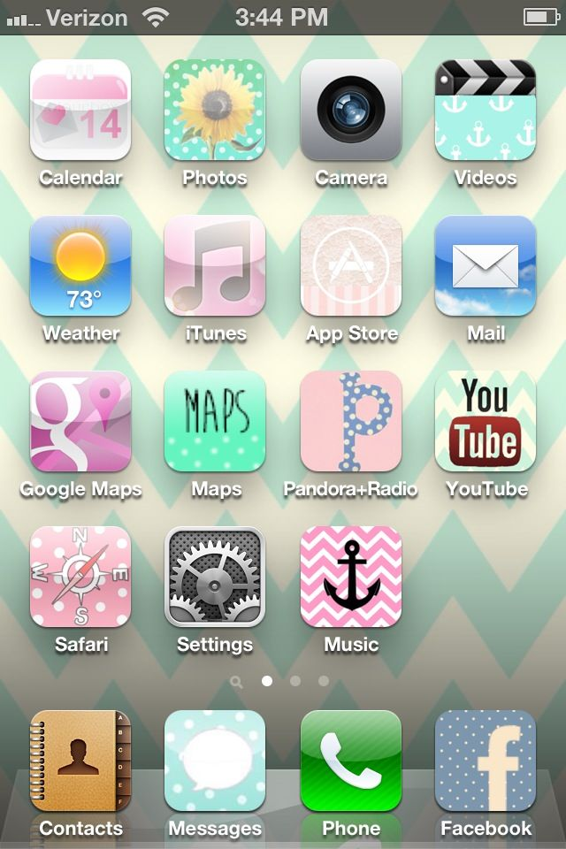 How to make your iphone pretty with cocoppa Iphone