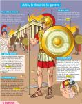 Arès, le dieu de la guerre - Mon Quotidien, le seul site d'information quotidienne pour les 10-14 ans !