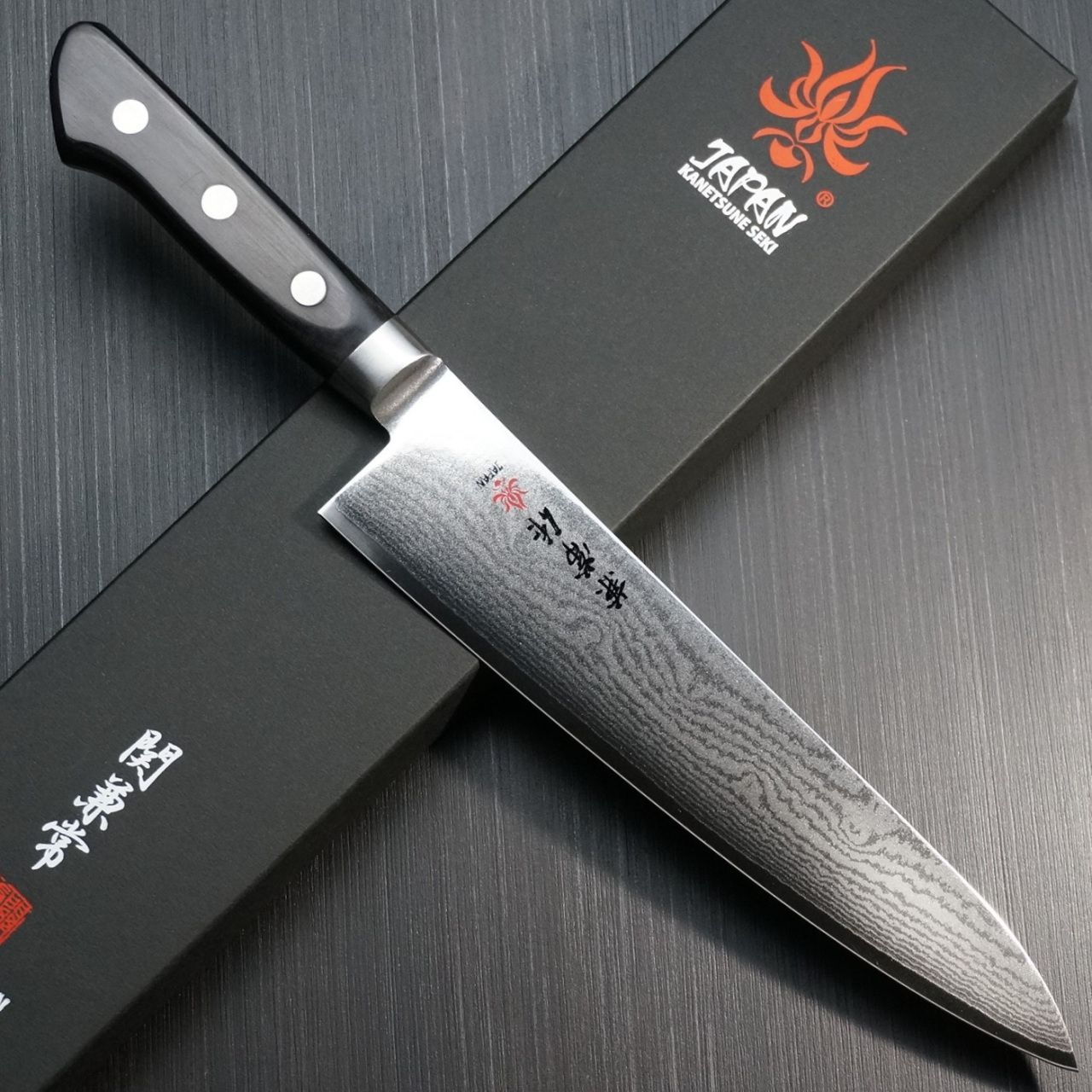 throughout knife fresh set calphalon kitchen photos katana of fembassy the