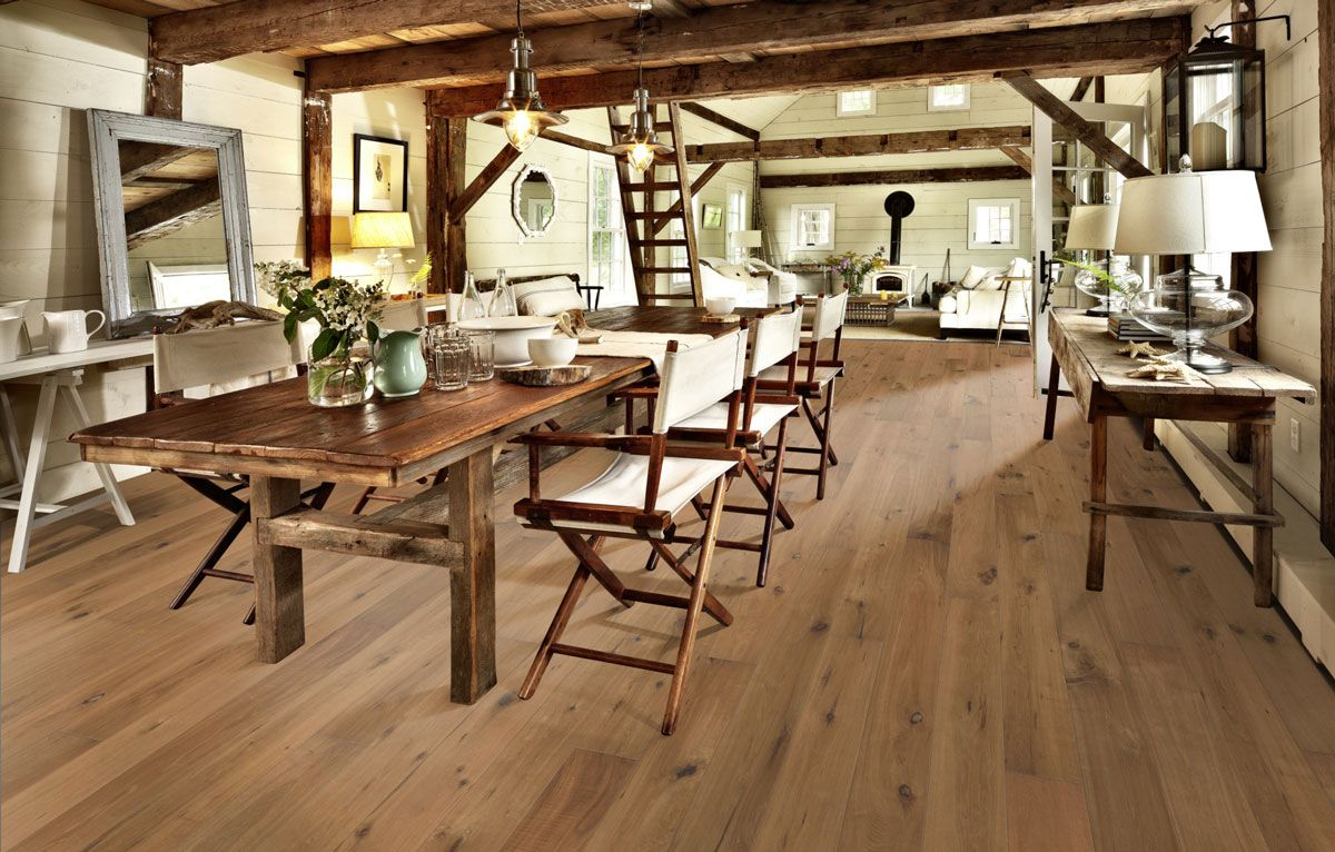 Kahrs Artisan Oak Wheat Engineered Wood Flooring - Kahrs Artisan Oak Wheat Engineered Wood Flooring Wooden Floor