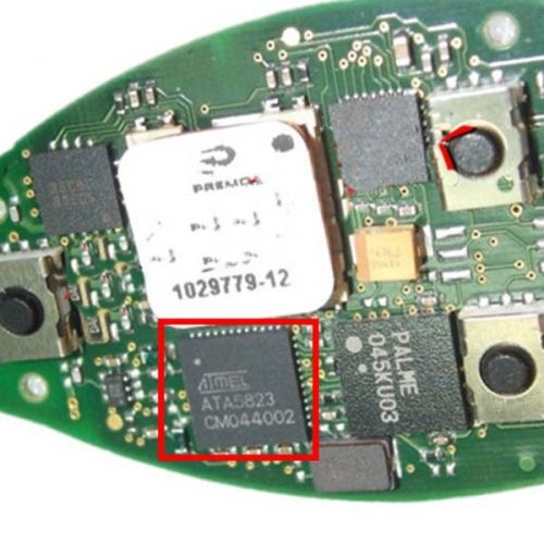 ata5823 car computer board integrated circuit drive chip. Black Bedroom Furniture Sets. Home Design Ideas