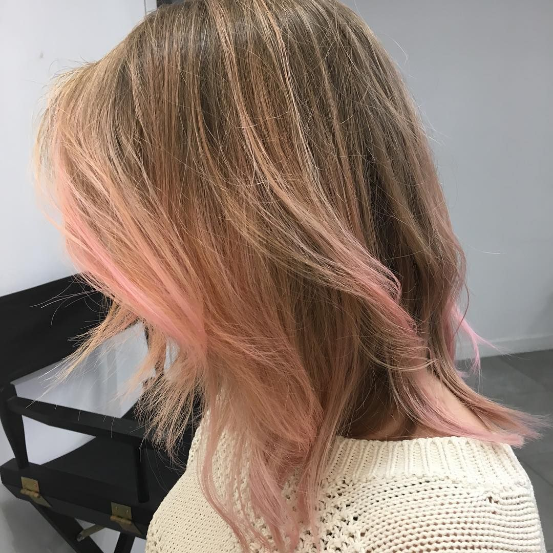 Awesome 30 Stunning Ways To Wear Rose Gold Hair Top Notch Beauty
