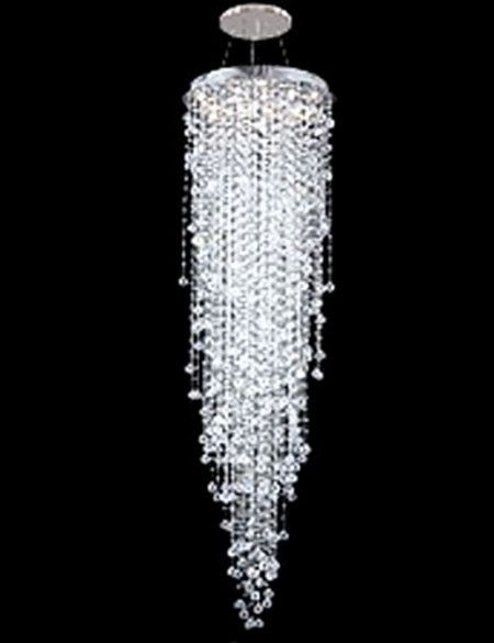 MODERN CRYSTAL CHANDELIER MC50420 Montreal Crystal Chandeliers