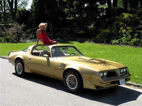 1978 Pontiac Trans AM Gold Edition Pontiac models, 1978