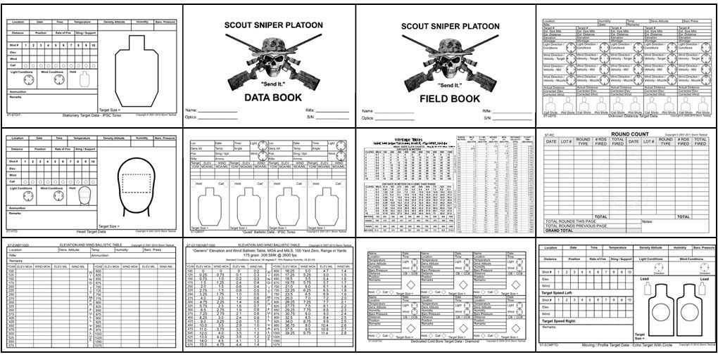 Rifle Data Book Pdf