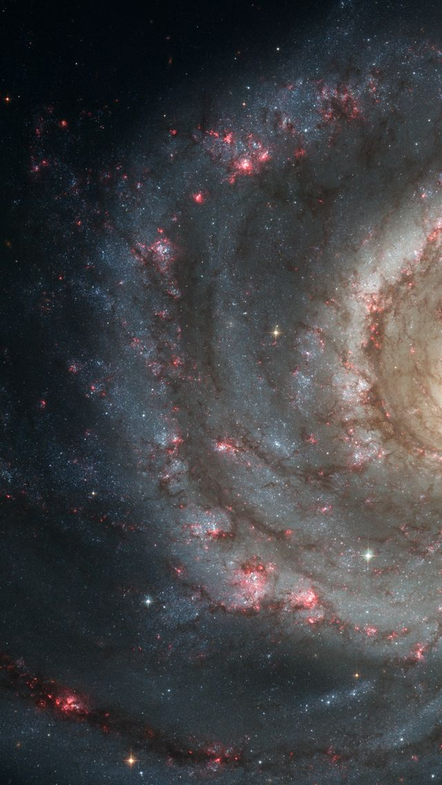 Whirlpool Galaxy IPhone 5s Wallpaper