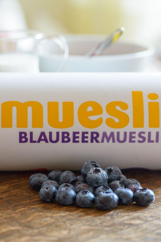 Biologisch, ohne zugesetzte Aroma- oder Farbstoffe, außerdem zuckerfrei. #cereals #mymuesli #berry