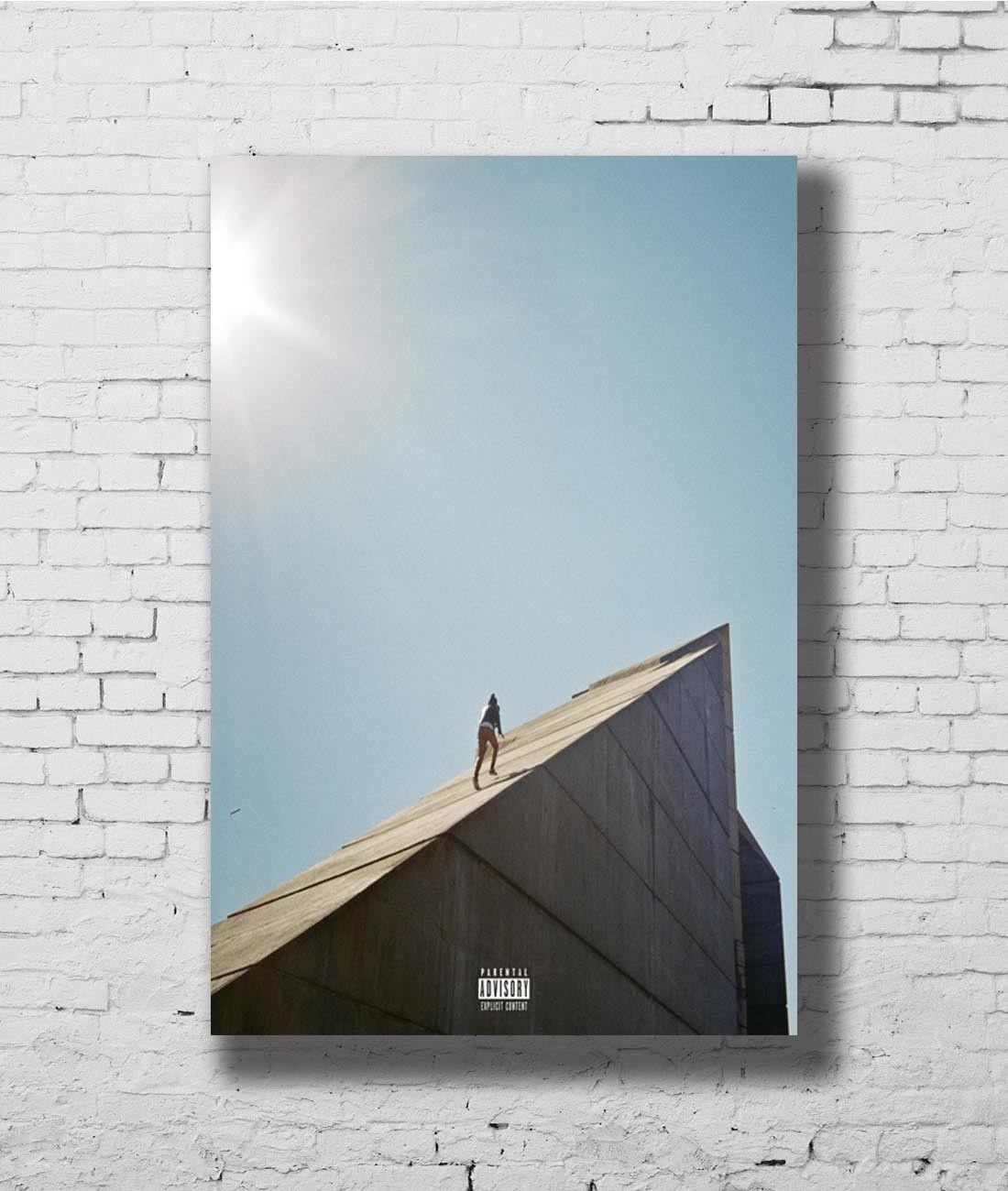 Eminem My Fault Custom Rap Music Singer T-1839 Art Poster 24x36 27x40