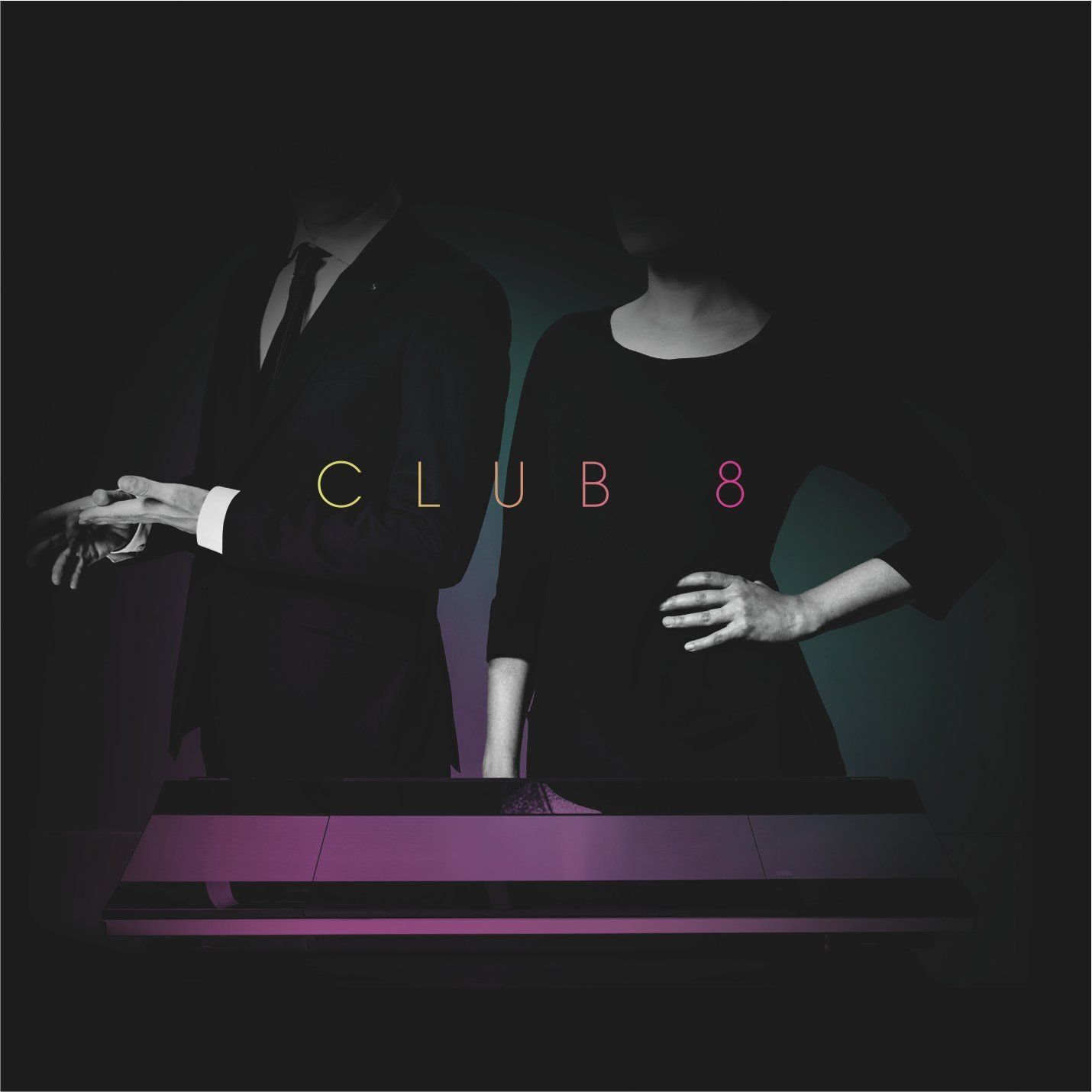 New Album Releases PLEASURE Club 8