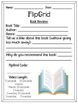 Flipgrid Video Templates For Students Rubric By Fair Winds Teaching Teachers Pay Teachers Teaching Technology Teaching Ela Online Teaching