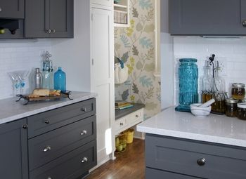 Best Ghi Stone Harbor Gray Shaker Kitchen Cabinets Surplus 640 x 480