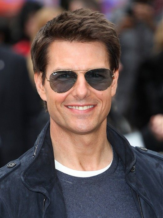 The Tom Cruise Hair Popular Mens Hairstyles Thick Hair Styles Trendy Short Hair Styles