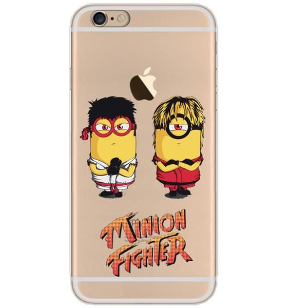 coque minion iphone 7