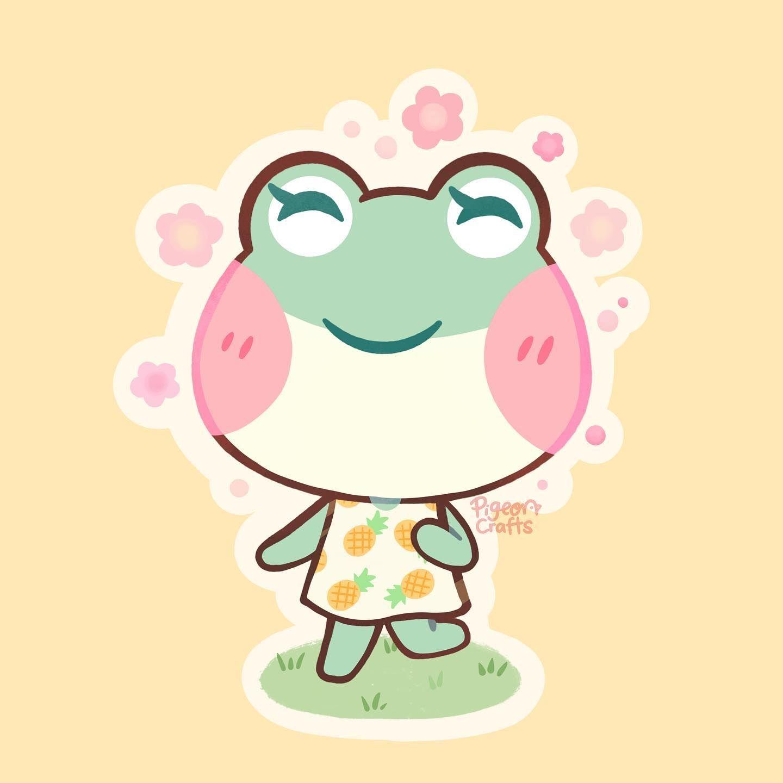 kawaii cutest animal crossing characters