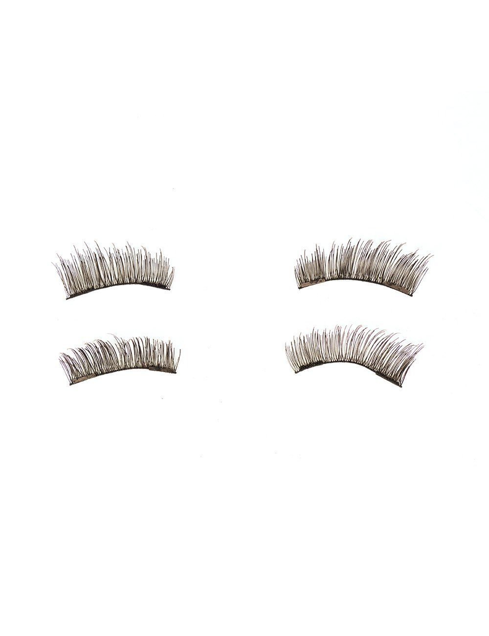 ada186c3e1f IRRESISTIBLE ME MAGNETIC EYELASHES DOUBLE 2 MAGNETS Premium Quality Fake  Lashes Extension Full Coverage Ultra Thin