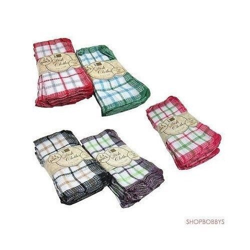 Better Home 24-Pack Dish Cloths, Colors May Vary, 12x12 Inch #BetterHomePlastics