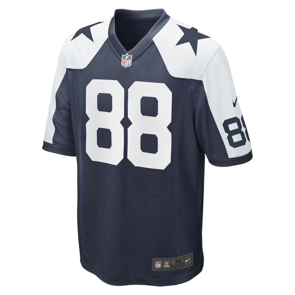 best service b6f79 8e3a6 Nike NFL Dallas Cowboys (Dez Bryant) Men's Football ...