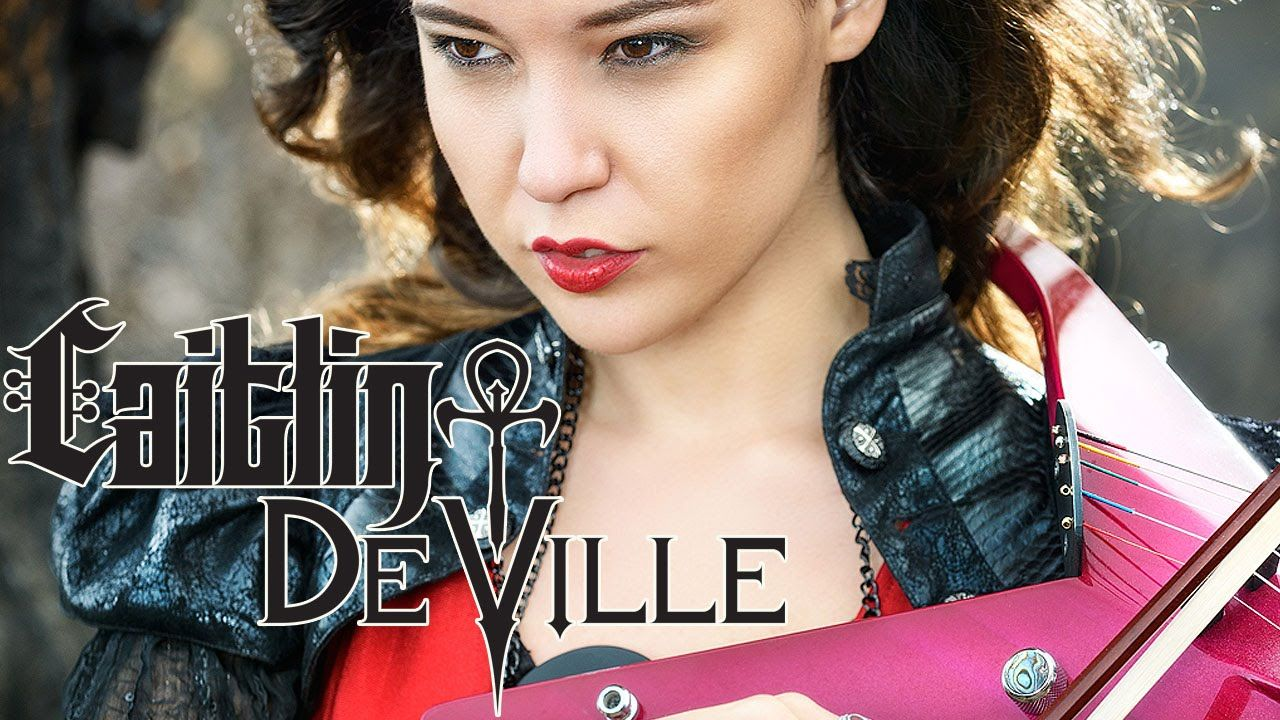 Crowe - Caitlin De Ville (Electric Violin Original) | Music