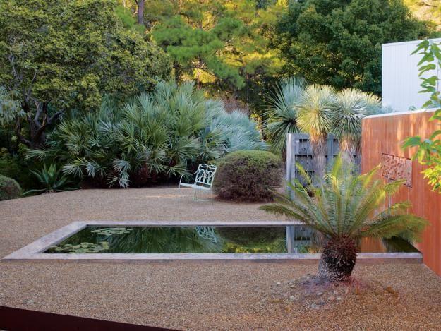 Reflexión piscina Casas y diseño Pinterest Piscinas y Casas - paisaje jardin