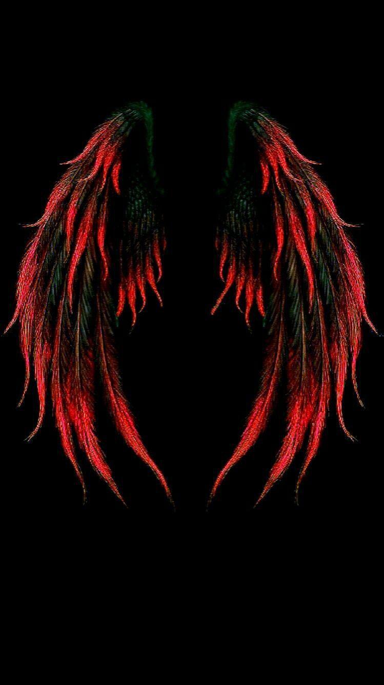 Tearsa Wings wallpaper