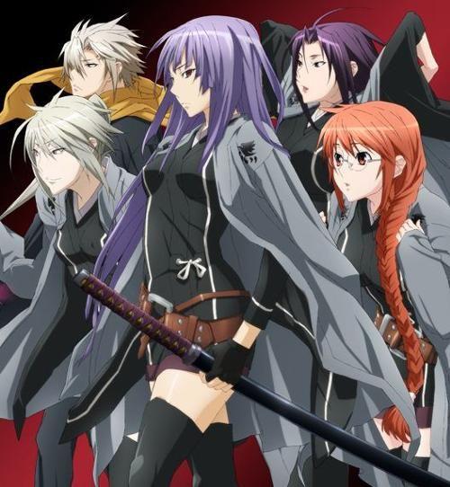 Asama Miya/Image Gallery   Sekirei   Anime, Anime art ...