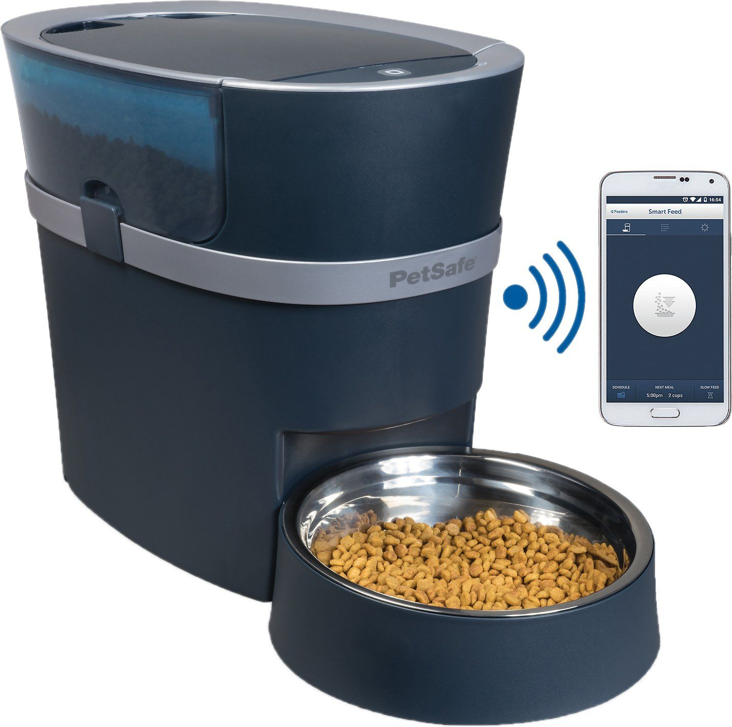 PetSafe Smart Feed Automatic Pet Feeder for iPhone