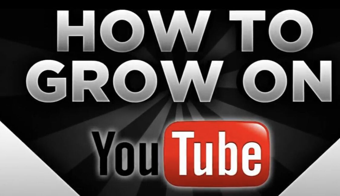 How To Grow Your Youtube Channel And Get Your 1 000