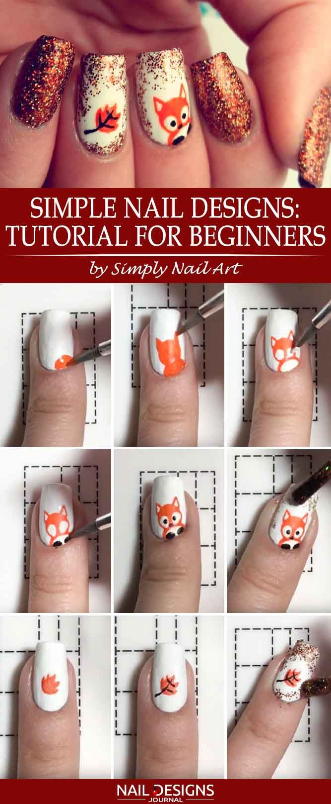Foxy Nails: The Hottest Trend of This Fall | Art nails, Tutorials ...