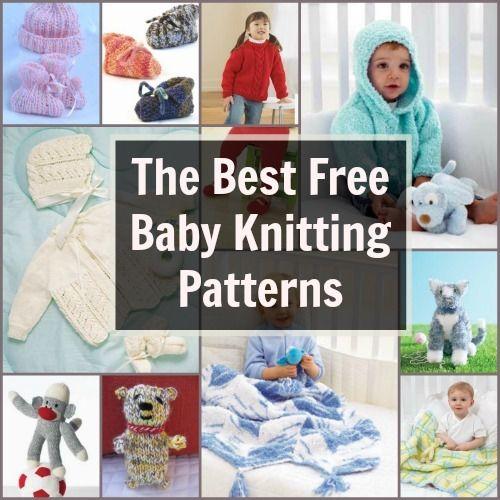 59 Free Baby Knitting Patterns Free Baby Knitting Patterns
