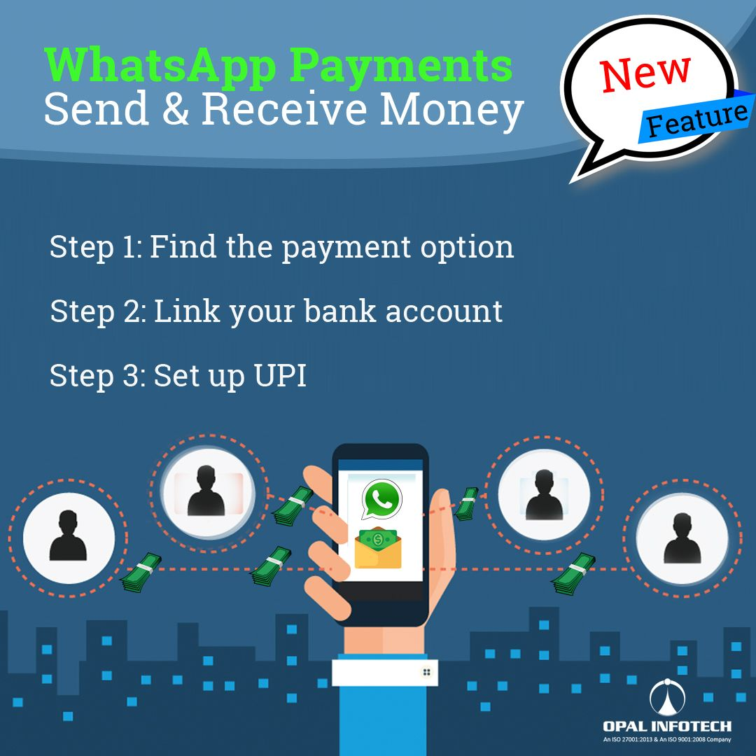 Many users have already received WhatsApp Money send