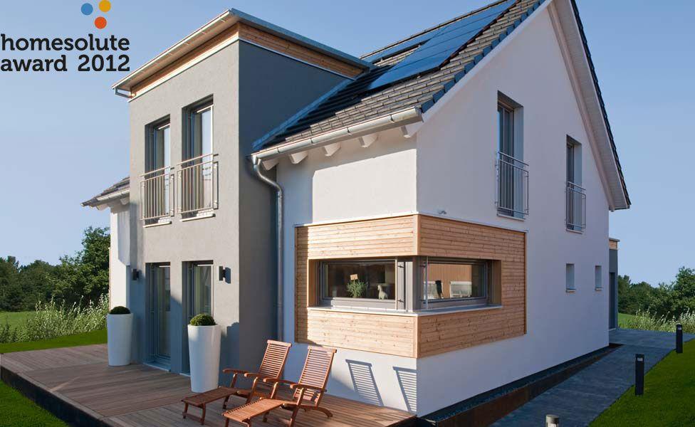 Fertighaus young creative 245 modernes einfamilienhaus for Haus bauen stuttgart