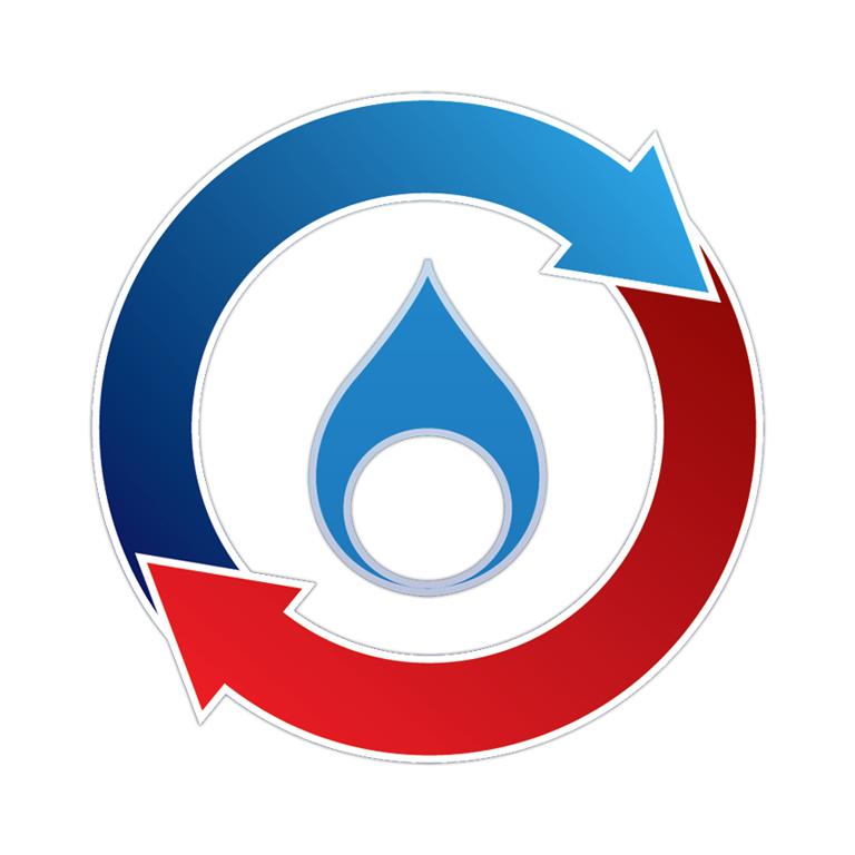 MRF HVAC Logo Air conditioning logo, Aircon repair, Hvac