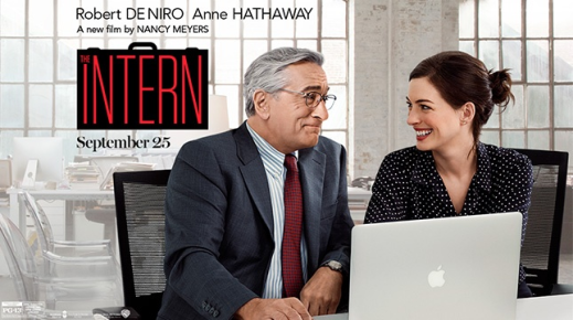 intern (With images) Anne hathaway, The intern movie