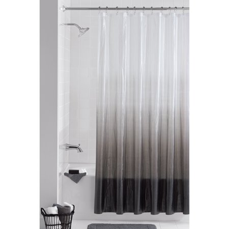 Walmart Home Trends Set Of 12 Shower Curtain Hooks Ombre 12 97 Home Trends Shower Curtain Hooks Walmart Home