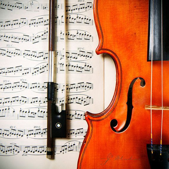 ...nothing like listening to Mozart on the violin...♥