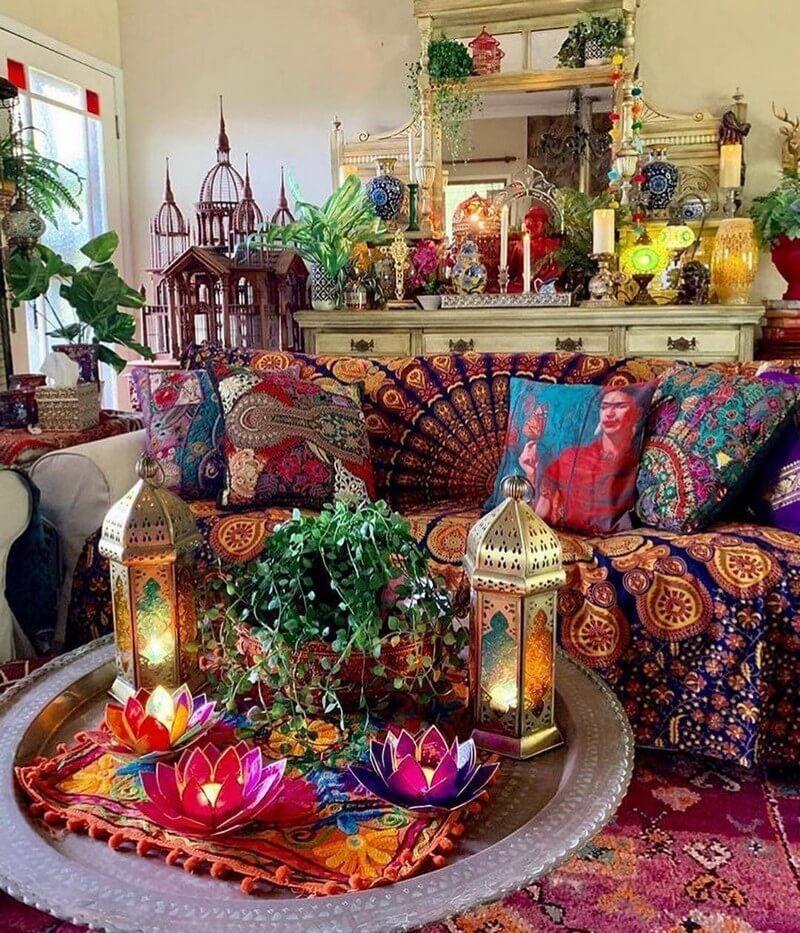 living room ideas hippie in november 2020