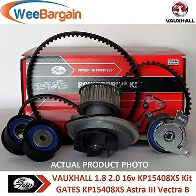 Vauxhall 18 20 16v engines gates kp15408xs timing belt kit and vauxhall 18 20 16v engines gates kp15408xs timing belt kit and water pump fandeluxe Image collections
