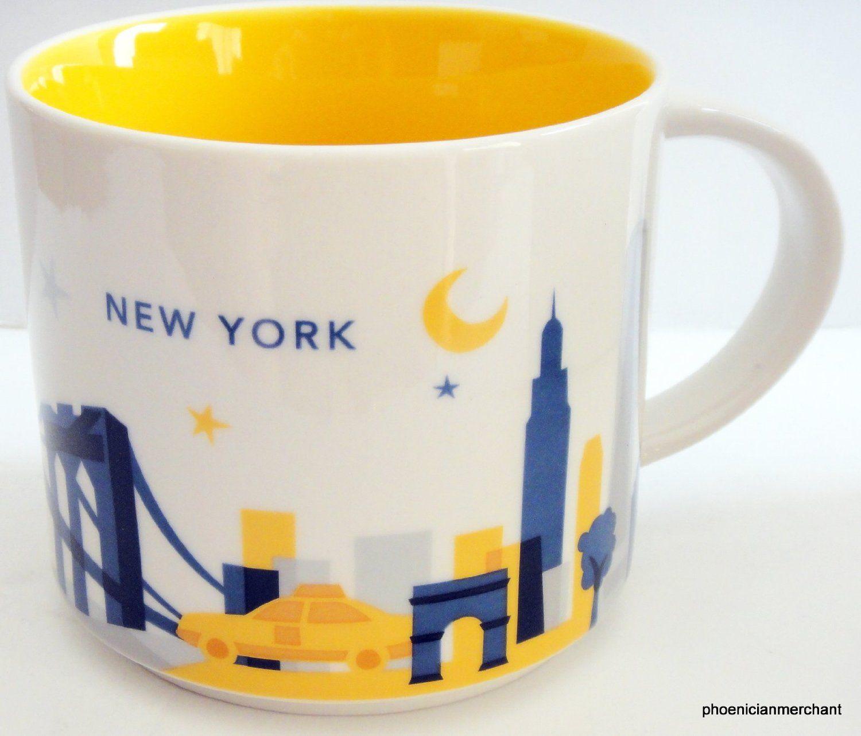Starbucks New York City Mug Coffee Cup