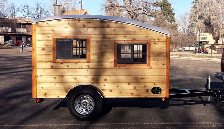 Pin by Barkley Barkley on Tiny Camper | Diy camper trailer, Homemade