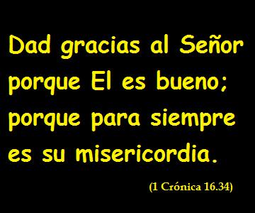 ....., y eso ser agradecidos, pues diariamente recibimos su beneficio en nuestra vida