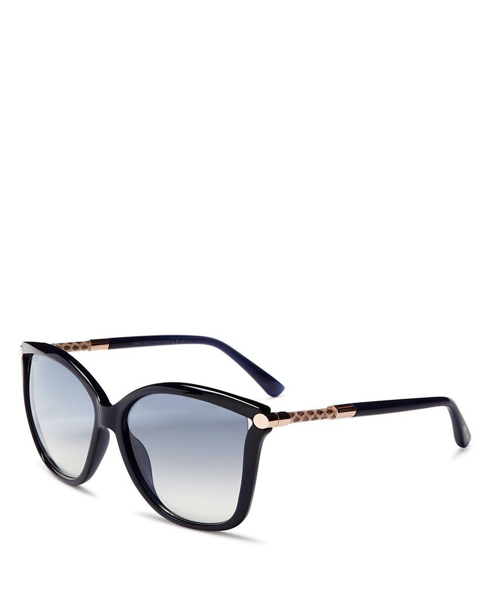 f0f238df9fc JIMMY CHOO Jimmy Choo Tatti Oversized Square Sunglasses