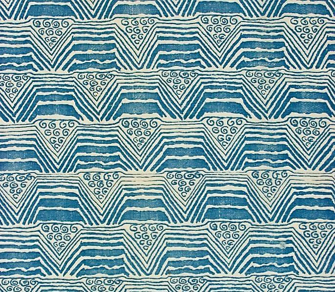 Rosebank Fabric designed by Phyllis Barron, c.1935 | Textile