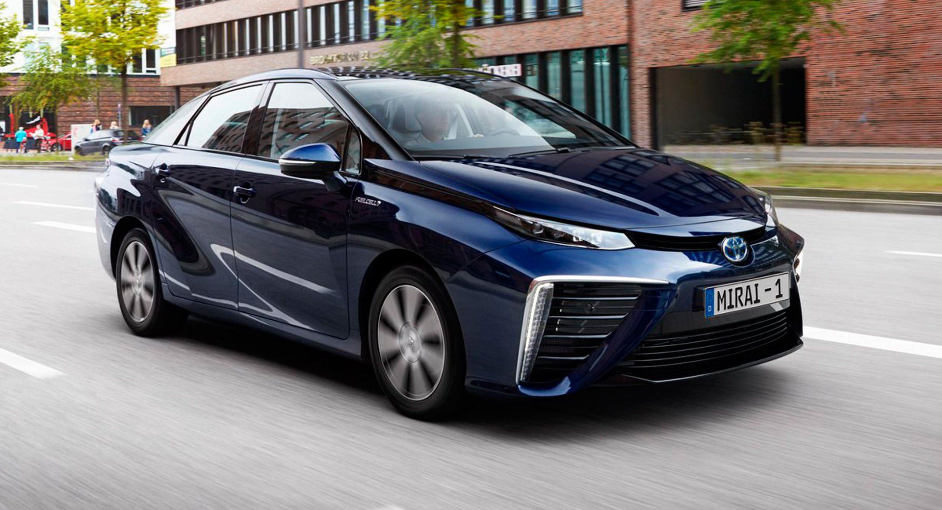 Toyota Developing Fuel Cell Vehicles With China's FAW And