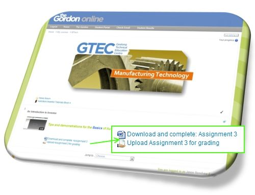 Moodle Tutorials: Creating downloadable work files and basic assignment upload tasks