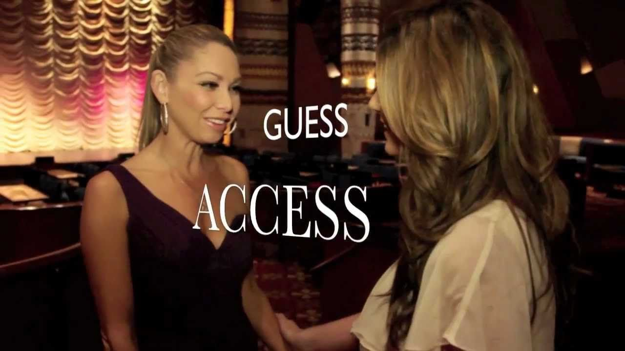 Guess Access - Kym Johnson from Dancing with the Stars